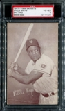 1947-1966 Exhibits Baseball Willie Mays (Batting) PSA 4 (VG-EX) *1322