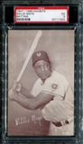 1947-1966 Exhibits Baseball Willie Mays (Batting) PSA 5 (EX) *1323