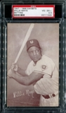 1947-1966 Exhibits Baseball Willie Mays (Batting) PSA 4.5 (VG-EX+) *1324