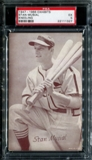 1947-1966 Exhibits Baseball Stan Musial (Kneeling) PSA 5 (EX) *1327