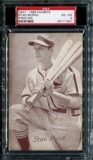 1947-1966 Exhibits Baseball Stan Musial (Kneeling) PSA 4 (VG-EX) *1331