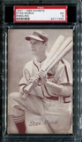 1947-1966 Exhibits Baseball Stan Musial (Kneeling) PSA 5 (EX) *1333
