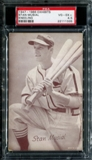 1947-1966 Exhibits Baseball Stan Musial (Kneeling) PSA 4.5 (VG-EX+) *1335