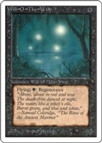 Magic the Gathering Unlimited Single Will-o'-the-Wisp UNPLAYED (NM/MT)