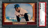 1955 Bowman Baseball #184 Willie Mays PSA 4 (VG-EX) (MC) *6403