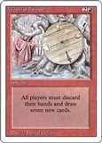 Magic the Gathering 3rd Ed (Revised) Single Wheel of Fortune - SLIGHT PLAY (SP)