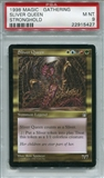 Magic the Gathering Stronghold Single Sliver Queen - PSA 9 - *22915427*