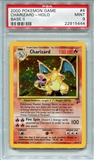 Pokemon Base Set 2 Single Charizard 4/130 - PSA 9 - *22915444*