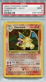 Pokemon Base Set 2 Single Charizard 4/130 - PSA 9 - *22915446*