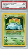 Pokemon Base Set 2 Single Venusaur 18/130 - PSA 9 - *22915447*