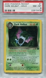 Pokemon Team Rocket Single Dark Golbat 7/82 - PSA 8 - *22915478*