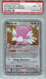 Pokemon Ex unseen Forces Single Blissey EX 101/115 - PSA 8 - *22915503*