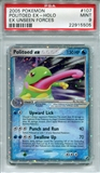 Pokemon Ex Unseen Forces Single Politoed EX 107/115 - PSA 9 - *22915505*