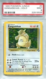 Pokemon Jungle Single Kangaskhan 5/64 - PSA 9 - *22915506*