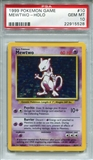 Pokemon Base Set 1 Single Mewtwo 10/102 - PSA 10 - *22915528*