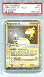 Pokemon Ex Dragon Single Ampharos EX 89/97 - PSA 9 - *22915537*