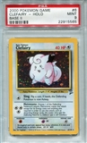 Pokemon Base Set 2 Single Clefairy 6/130 - PSA 9 - *22915565*