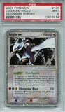 Pokemon Ex Unseen Forces Single Lugia EX 105/115 - PSA 9 - *22915574*