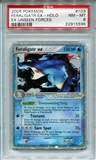 Pokemon Ex Unseen Forces Single Feraligatr EX 103/115 - PSA 8 - *22915595*