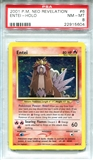 Pokemon Neo Revelation Single Entei 6/64 - PSA 8 - *22915604*