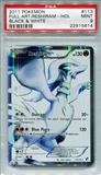 Pokemon Black & White Single Reshiram Full Art 113/114 - PSA 9 - *22915614*
