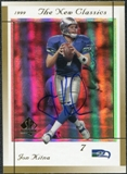 1999 Upper Deck SP Authentic New Classics Jon Kitna #NC2