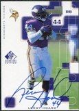 1999 Upper Deck SP Signature Autographs #LH Leroy Hoard