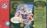 2001 Topps Gallery Football Hobby Box