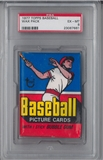 1977 Topps Baseball Wax Pack PSA 6 (EX-MT)