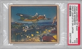 "1938 Gum Inc. Horrors of War #223 ""Chinese Bombers Drop Leaflets on Japan"" PSA 3 (VG)"