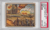 "1938 Gum Inc. Horrors of War #216 ""Wartime Castle in Spain"" PSA 4 (VG-EX) *1500"