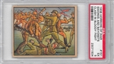 "1938 Gum Inc. Horrors of War #151 ""Swords And Bayonets"" PSA 5 (EX) *1504"