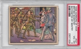 "1938 Gum Inc. Horrors of War #221 ""British Scientist Bayoneted by Sentry"" PSA 4 (VG-EX)"