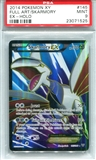 Pokemon X & Y Single Skarmory EX 145/146 - PSA 9 - *23071525*