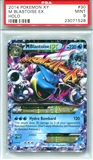 Pokemon X & Y Single Mega Blastoise 30/146 - PSA 9 - *23071528*