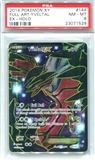 Pokemon X & Y Single Yveltal EX 144/146 - PSA 8 - *23071529*