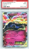 Pokemon X & Y Single Xerneas EX 97/146 - PSA 9 - *23071532*