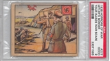 "1938 Gum Inc. Horrors of War #277 ""Hitler's Border Tour Raises War Scare"" PSA 2 (GOOD)"