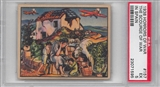"1938 Gum Inc. Horrors of War #157 ""The Scourge Of War In Spain"" PSA 5 (EX) *1595"