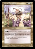 Magic the Gathering Legends Single Angus Mackenzie - NEAR MINT (NM)