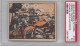 "1938 Gum Inc. Horrors of War #100 ""French Suicide Squads Hold Outposts"" PSA 5 (EX) *7672"