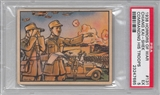 "1938 Gum Inc. Horrors of War #131 ""Chaing Kai-Shek"" PSA 5 (EX) *7685"