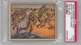 "1938 Gum Inc. Horrors of War #243 ""Soviet Cutter Lands On Island"" PSA 5 (EX) *7694"