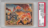 "1938 Gum Inc. Horrors of War #239 ""Rebels Bomb Alicante"" PSA 5.5 (EX+) *7695"