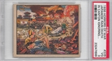 "1938 Gum Inc. Horrors of War #228 ""Japanese Rain Death in Canton"" PSA 3 (VG) *7699"