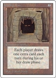Magic the Gathering Unlimited Single Howling Mine MODERATE PLAY (VG/EX)