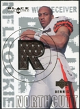 2000 Upper Deck Black Diamond #175 Dennis Northcutt RC JSY