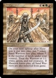 Magic the Gathering Legends Single Hazezon Tamar SLIGHT PLAY (SP)