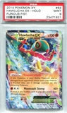 Pokemon Furious Fists Single Hawlucha EX - PSA 9 *23471931*
