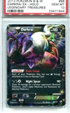 Pokemon Legendary Treasures Single Darkrai EX - PSA 10 *23471944*